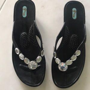 Shoes - Women's Bling Sandals